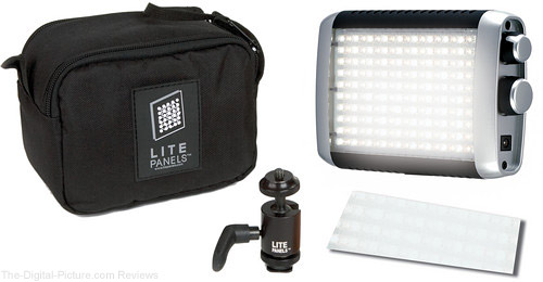 Litepanels Croma On-Camera LED Light - $189.00 Shipped (Reg. $584.00)