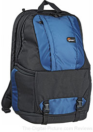 Lowepro Fastpack 250 Camera & Widescreen Notebook Backpack - $59.99 (Compare at $115.95)