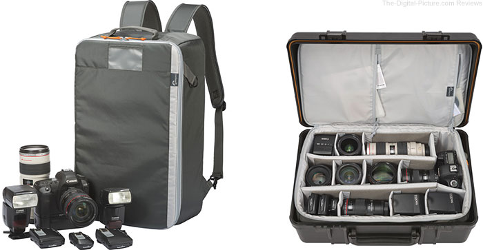 Select Lowepro Hardside Photo Waterproof Hard Cases On Sale at B&H