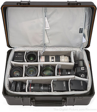 Lowepro Hardside 400 Waterproof Case