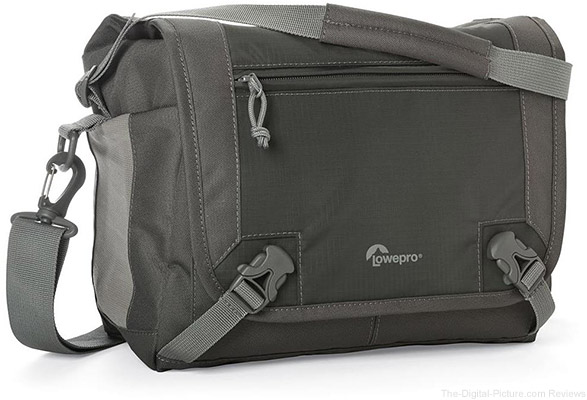 Lowepro Nova Sport 17L AW Shoulder Bag (Slate Gray) - $14.99 Shipped (Reg. $39.95)
