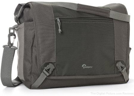 Still Live: Lowepro Nova Sport 35L AW Shoulder Bag (Slate Gray) - $9.99 Shipped AR (Reg. $59.99)