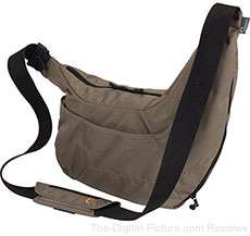 Lowepro Passport Sling Camera Bag (Mica) - $44.95 (Compare at $59.95)