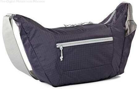 Lowepro Photo Sport 12L Shoulder Bag (Purple/Gray)