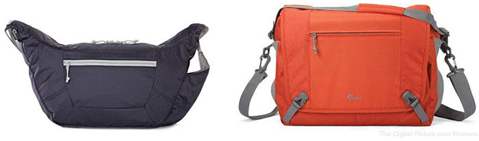 Lowepro Photo Sport 18L & Nova Sport 35L AW Shoulder Bags