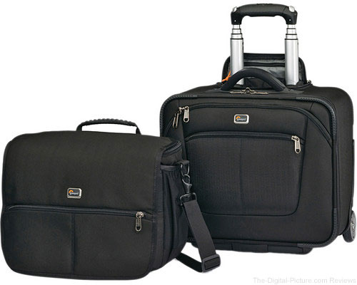 Hot Deal: Lowepro Pro Roller Attache X50 Case - $99.95 Shipped (Reg. $269.95)