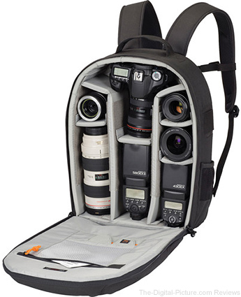 Lowepro Pro Runner 300 AW Backpack - $99.99 Shipped (Reg. $179.99)