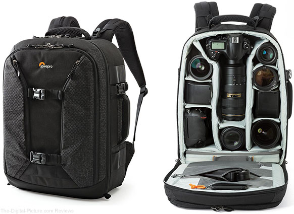 Lowepro Pro Runner BP 450 AW II Camera Backpack - $149.95 Shipped (Reg. $249.95)