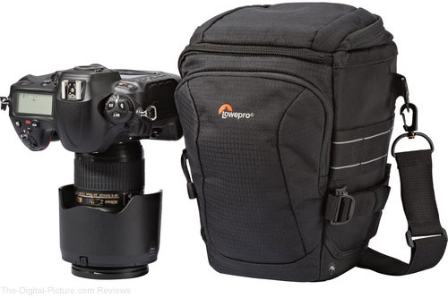 Lowepro Announces New Toploader Bags