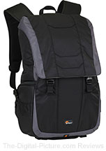 Lowepro Versapack 200 AW Backpack (Black and Gray) - $49.95 (Reg. $119.95)
