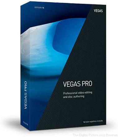 MAGIX Entertainment Vegas Pro 14 - $299.00 Shipped (Reg. $449.00)
