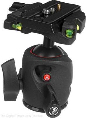 Manfrotto 054 Magnesium Ball Head with Q5 Quick Release - $169.95 Shipped (Reg. $229.95)
