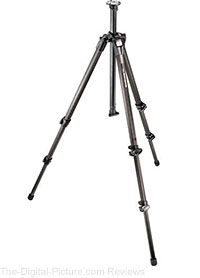 Manfrotto 055CX3 Carbon Fiber Tripod Legs - $289.88 Shipped (Reg. $389.88)