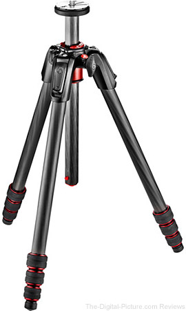 Save $30.00 - $100.00 on the Manfrotto 190Go! Tripod Range