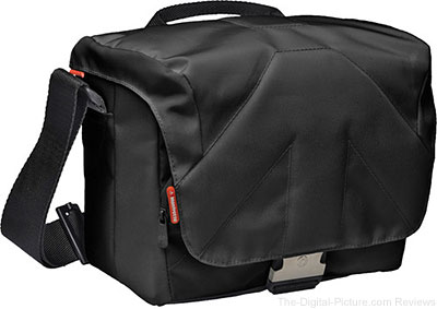 Manfrotto Bella V Shoulder Bag (Black) - $19.99 Shipped (Reg. $39.99)