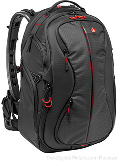Manfrotto Introduces Pro Light Bags and Accessories