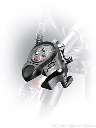 Manfrotto Clamp-On Remote Control for Canon DSLRs - $99.95 Shipped (Reg. $249.95)