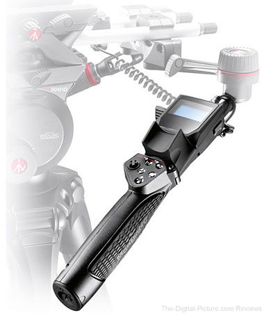 Manfrotto Deluxe Remote Control for Canon DSLRs - $49.99 Shipped (Reg. $349.99)