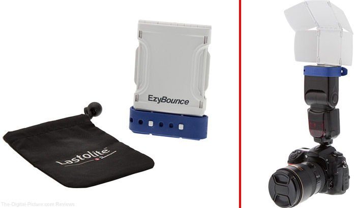 Manfrotto Announces Lastolite EzyBounce Bounce Card