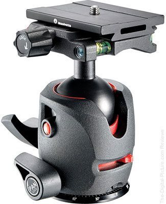 Manfrotto MH054MO-Q6 Magnesium Ball Head with Q6 Top Lock QR - $109.88 Shipped (Reg. $249.88)