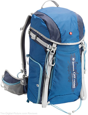 Manfrotto Off Road Hiker Backpack (30L, Blue) - $139.88 Shipped (Reg. $199.88)