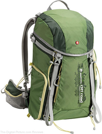 Manfrotto Off road Hiker Backpack (30L, Green) - $119.88 Shipped (Reg. $199.88)