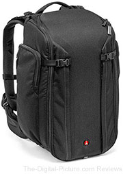 Manfrotto Announces Professional and Advanced Camera Bags