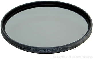 Marumi 77mm DHG Super Circular Polarizer - $79.95 Shipped (Reg. $92.02)