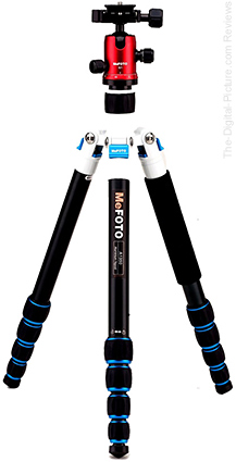 MeFoto RoadTrip Travel Tripod Special Edition (Red/White/Blue) - $99.99 Shipped (Compare at $154.99)