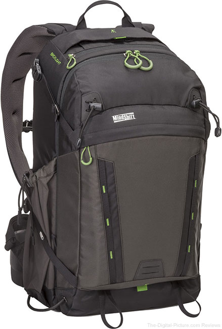 Reminder: TDP and MSG are giving away a MindShift BackLight 26L Backpack!