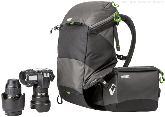 MindShift Gear's rotation180° Panorama Backpack Charcoal