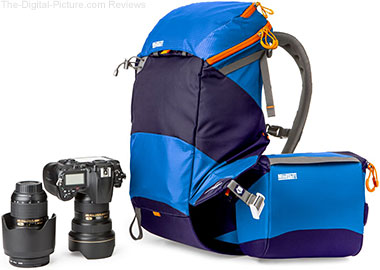 MindShift Gear rotation180° Panorama Backpack (Tahoe Blue)