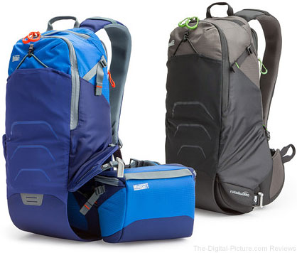 MindShift Gear rotation180° Trail Backpacks Now Available