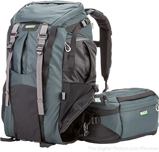 Free Professional Padded Insert with rotation180° BackPack at Mindshift
