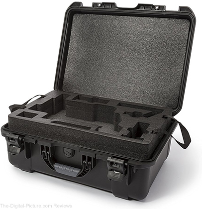Nanuk 940-RON1 Hard Case with Foam Insert for DJI Ronin M (Black) - $172.45 (Reg. $249.95)