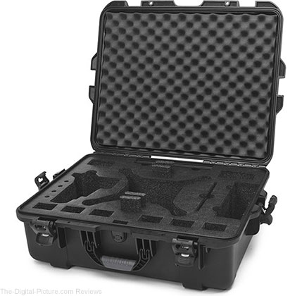 Nanuk 945 Hard Case with Foam Insert Designed for The DJI Phantom 3 (Black) - $149.99 (Compare at $169.00)
