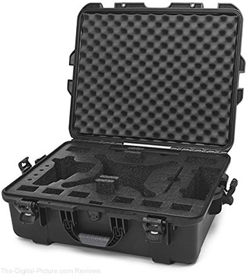 Nanuk 945-DJI1 945 Case with Foam Insert Designed for The DJI Phantom 3