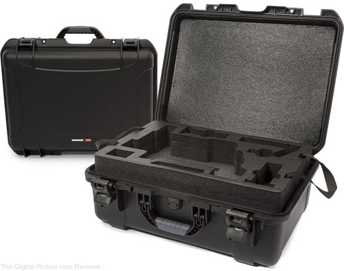Nanuk Case with Foam Insert for DJI Ronin-M - $209.95 Shipped (Reg. $249.95)