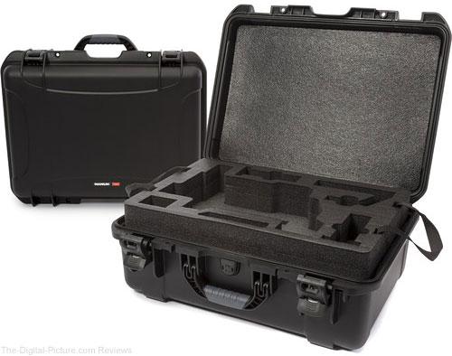 Nanuk Case with Foam Insert for DJI Ronin-M - $209.95 Shipped (Reg. $249.95)