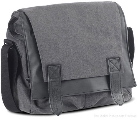 National Geographic Walkabout Slender Messenger Bag