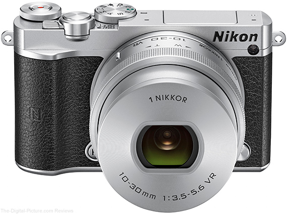 Nikon Announces Nikon 1 J5 Mirrorless Camera