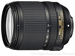Just Announced: Nikon AF-S DX NIKKOR 18-140mm f/3.5-5.6G ED VR Lens