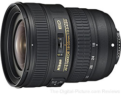 Nikon AF-S 18-35mm f/3.5-4.5G ED Lens In Stock
