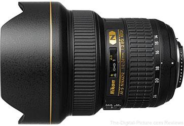 Nikon AF-S Nikkor 14-24mm f/2.8G ED AF Lens