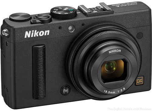 Nikon COOLPIX A Digital Camera Reduced