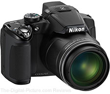 Refurbished Nikon COOLPIX P510 Digital Camera - $249.00 Shipped (Compare at $324.95 New)