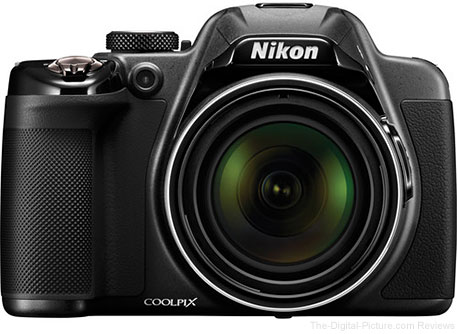 Refurbished Nikon COOLPIX P530 with Adobe Lightroom 5 - $249.95 Shipped (Compare at $346.95 New)