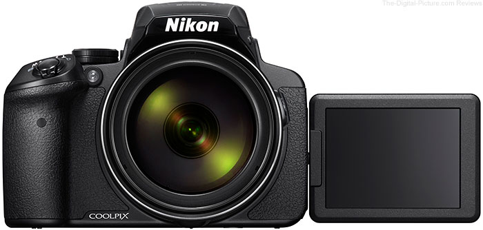 Nikon COOLPIX P900 Ultrazoom Compact Camera