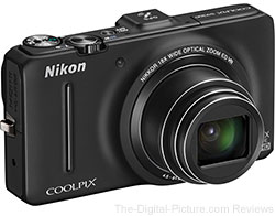 Refurbished Nikon COOLPIX S9300 GPS Digital Camera - $124.95 Shipped