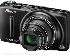 Refurbished Nikon Coolpix S9500 Digital Camera - $179.99 Shipped (Compare at $276.95 New)
